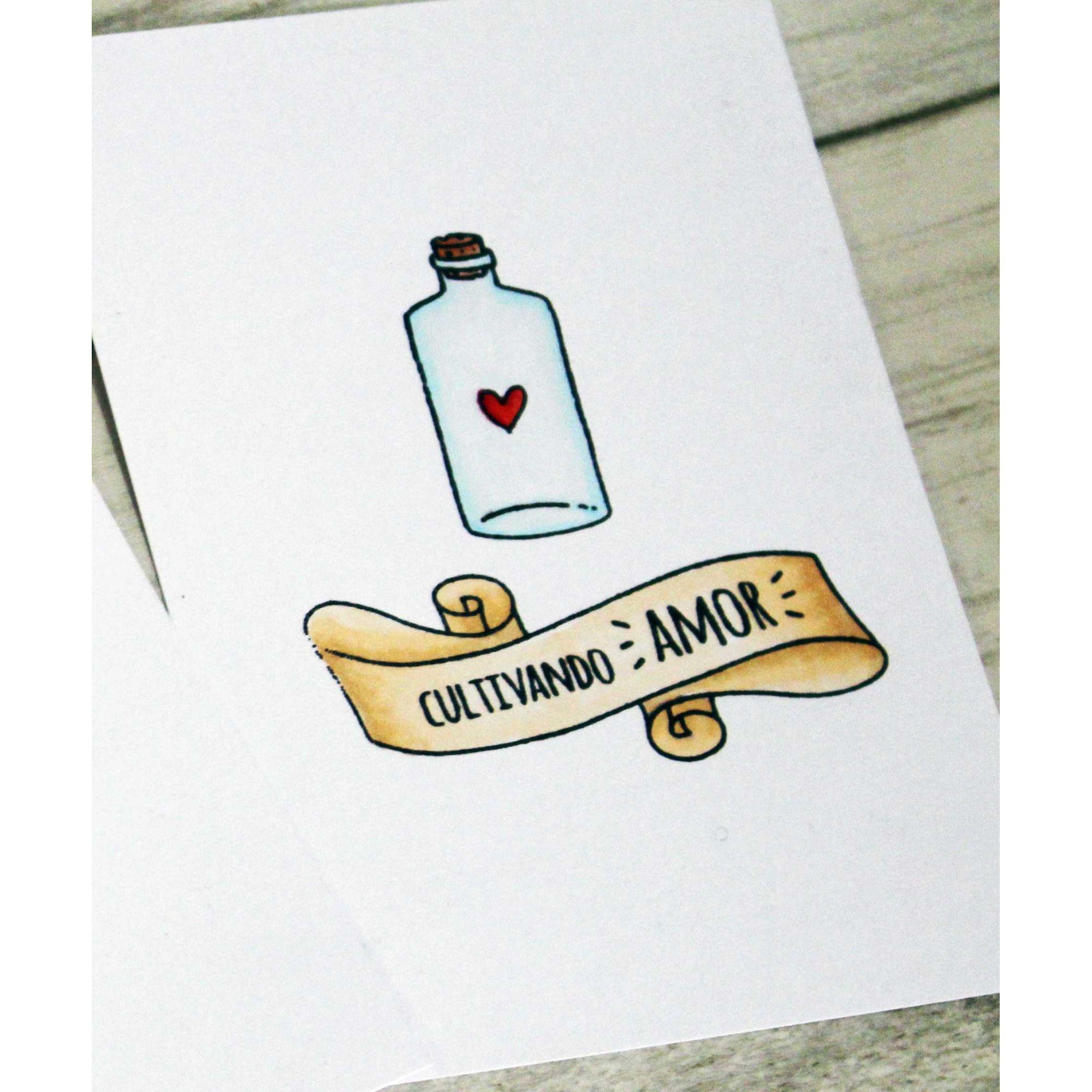 Kit de Carimbos - Potinhos de Amor (LILIPOP CARIMBOS)