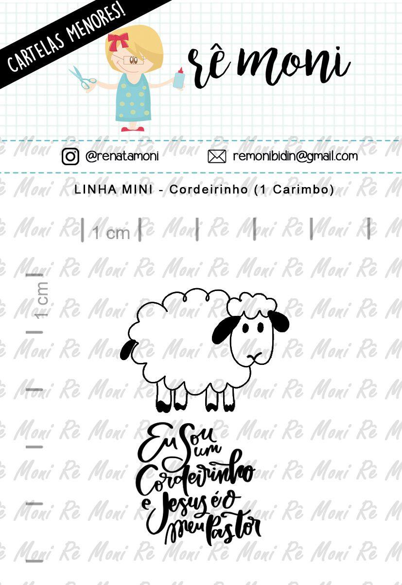LINHA MINI - Cordeirinho  (Remoni)