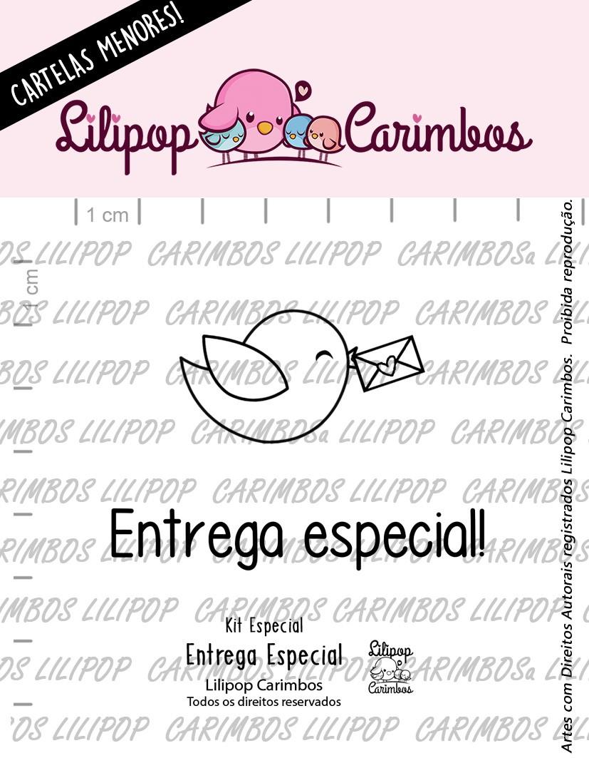 LINHA  MINI ESPECIAL (PINK FRIDAY) ENTREGA ESPECIAL - Lilipop Carimbos