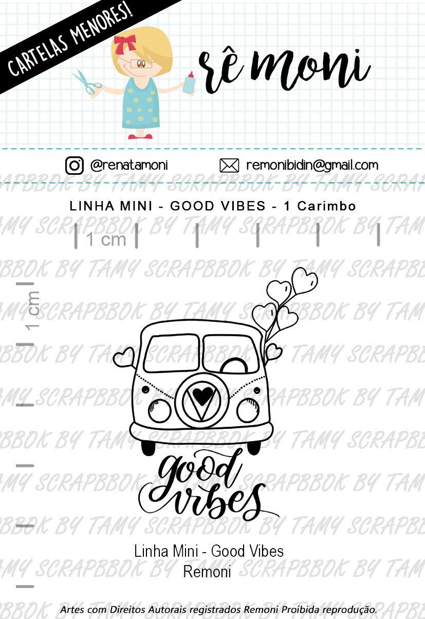 LINHA MINI - Good Vibes (Remoni)