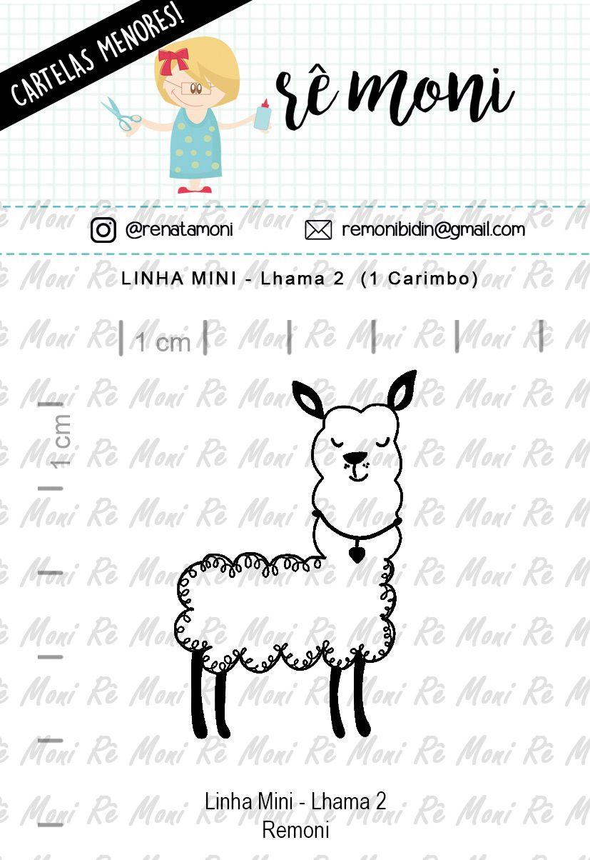 LINHA MINI - Lhama 2 (Remoni)