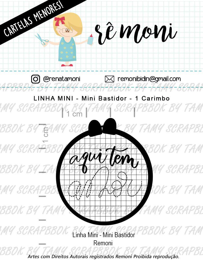 LINHA MINI - Mini Bastidor (Remoni)