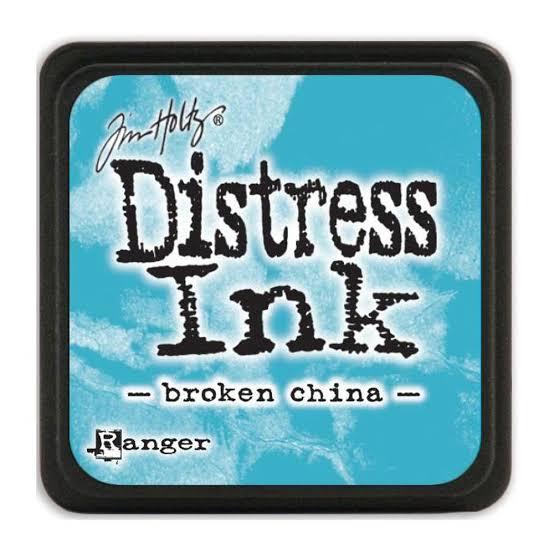 MINI DISTRESS INK - Broken China