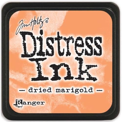 MINI DISTRESS INK - Dried Marigold