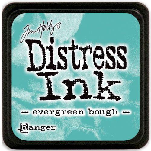 MINI DISTRESS INK - Evergreen Bough