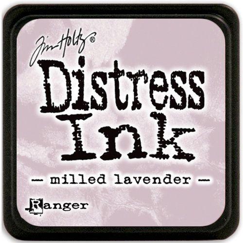 MINI DISTRESS INK - Milled Lavender
