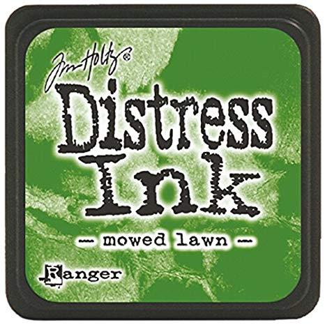 MINI DISTRESS INK - Mowed Lawn