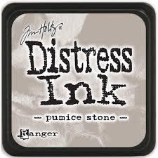 MINI DISTRESS INK - Pumice Stone