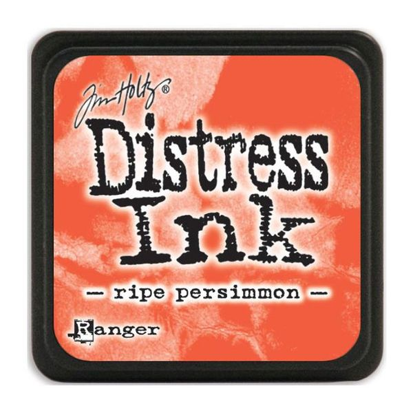 MINI DISTRESS INK - Ripe Persimmon
