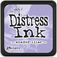 MINI DISTRESS INK - Shaded Lilac