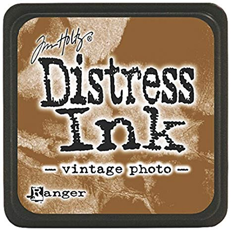 MINI DISTRESS INK - Vintage Photo