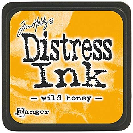 MINI DISTRESS INK - Wild Honey