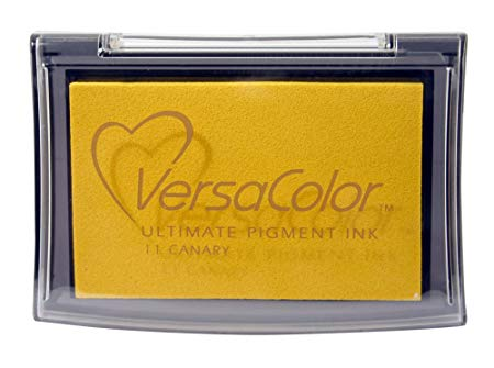 Versacolor Ultimate Pigment Ink - Canary