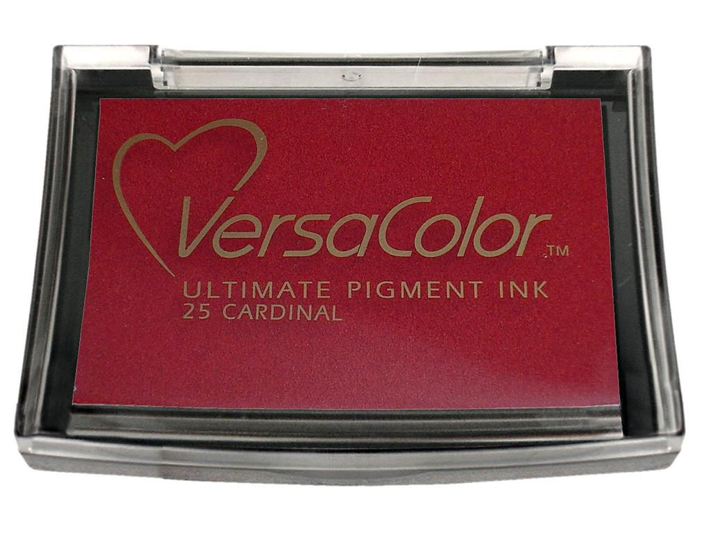 Versacolor Ultimate Pigment Ink - Cardinal