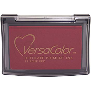 Versacolor Ultimate Pigment Ink - Rose Red