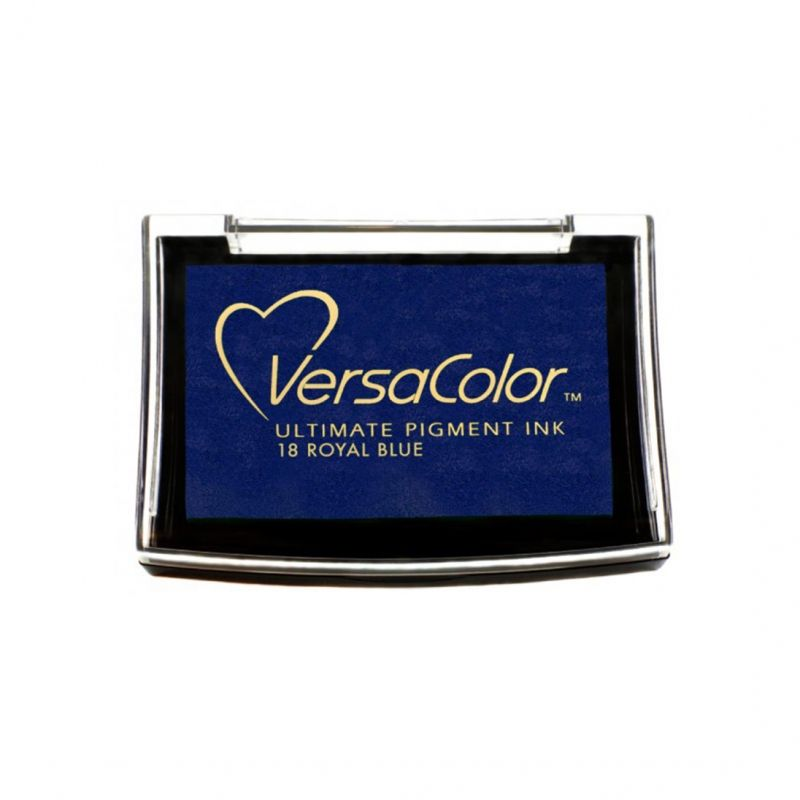 Versacolor Ultimate Pigment Ink - Royal Blue