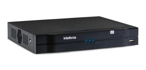 Dvr Nvr Stand Alone Intelbras Nvd 1208 8 Canais Ip 1080p