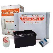 Central De Cerca Elétrica 10000cr Gcp E Bateria
