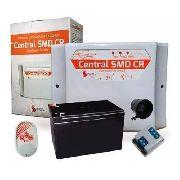 Central De Cerca Elétrica Gcp Bateria E Sirene