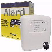 Central De Alarme Residencial Alard Max4 Ecp e 1 Controle