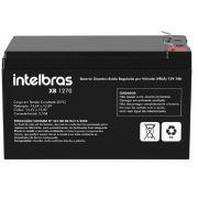 Bateria Vrla 12v 7,0ah  Xb 1270 Alarme - Intelbras