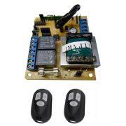 Placa Central De Motor Eletrônico Portão Rcg 2 Controles