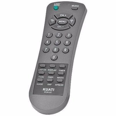 Controle Remoto Para Tv Philco Pcr 97 Pcr 111 Modelos Tubo