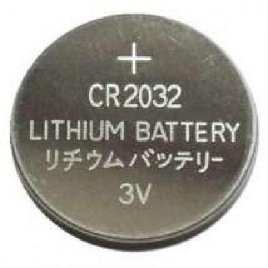 Bateria Cr2032 Litio 3v Cartela Com 5 Unidades