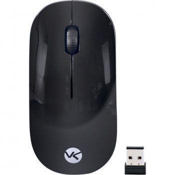 Kit Teclado E Mouse Sem Fio Teclado Abnt2 Vinik Cmw 120