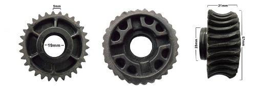 Engrenagem Coroa Interna 24 Dentes Motor Rcg Bv / Dz