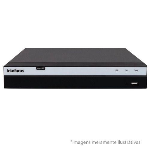 Dvr Intelbras 8ch Mhdx 3108 Multi Hd Full Hd 1080p