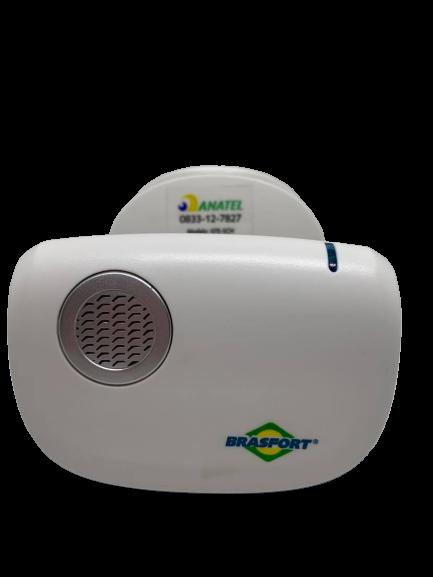 Anunciador De Presença C/ Sensor E Receptor Brasfort