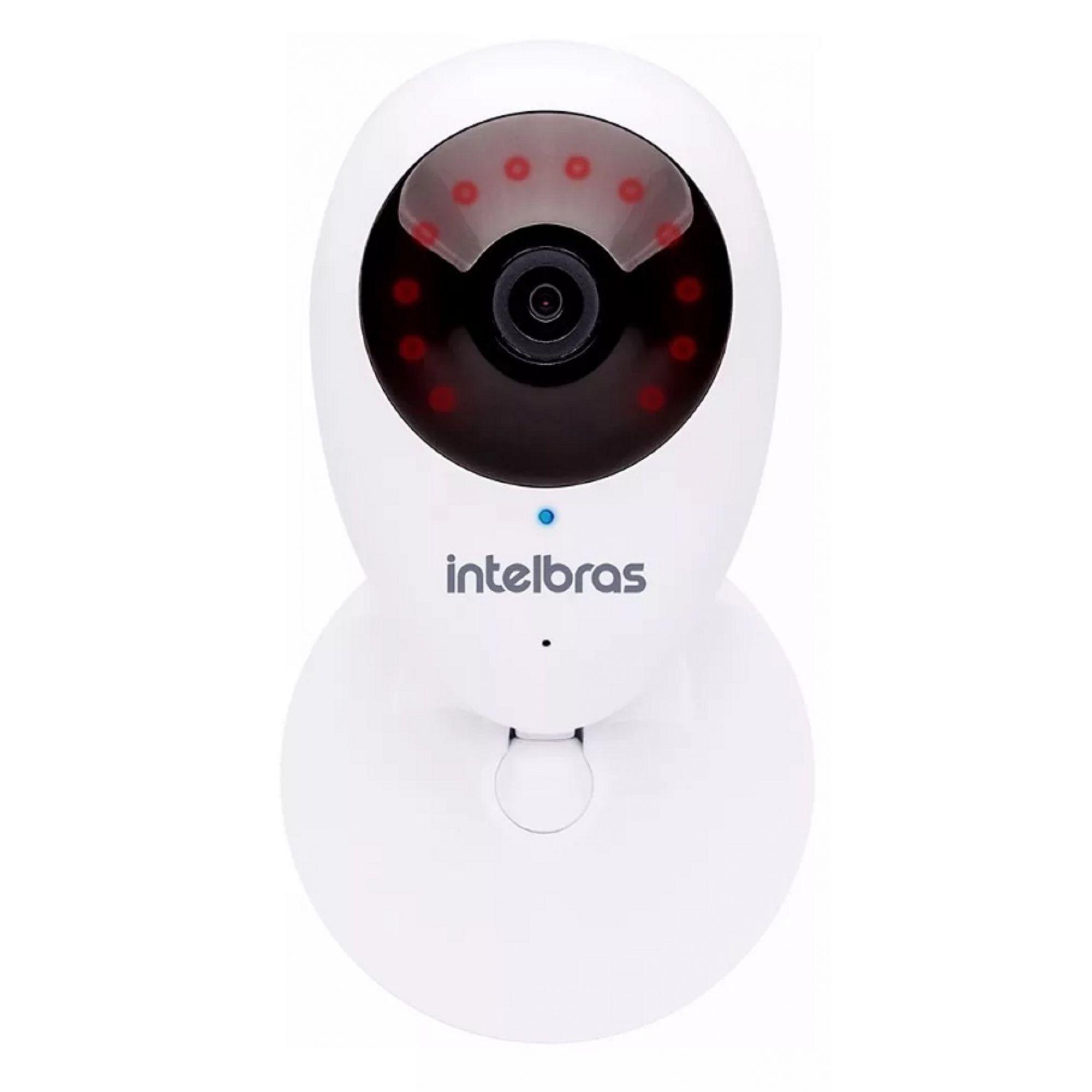 Câmera De Segurança Wi-fi Hd Ic3