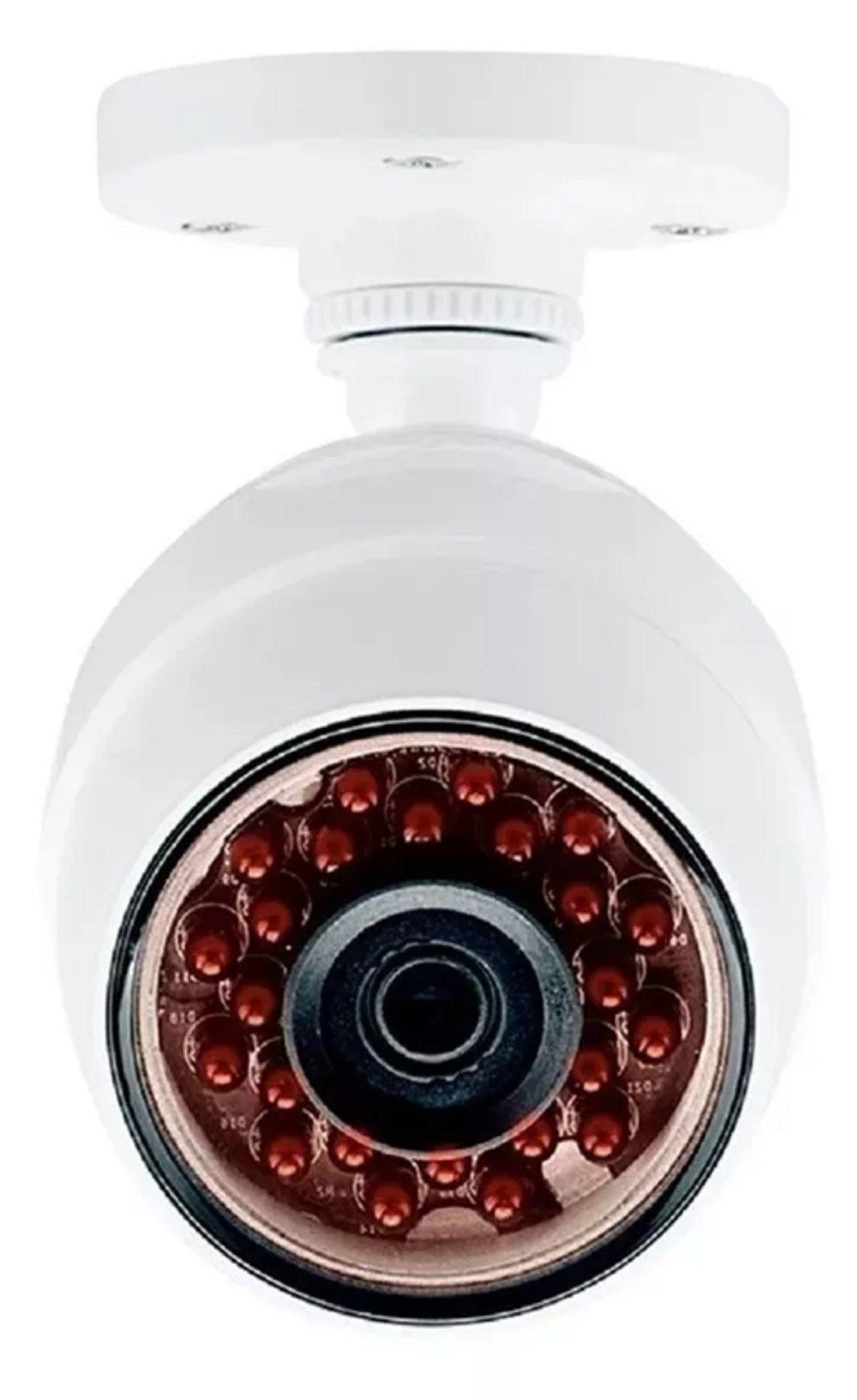 Câmera De Segurança Wi-fi Hd Ic5 Intelbras