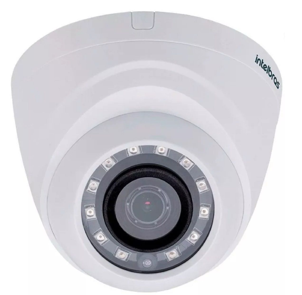 Câmera Dome Full Hd Infra Multi Hd Intelbras Vhd 1220d