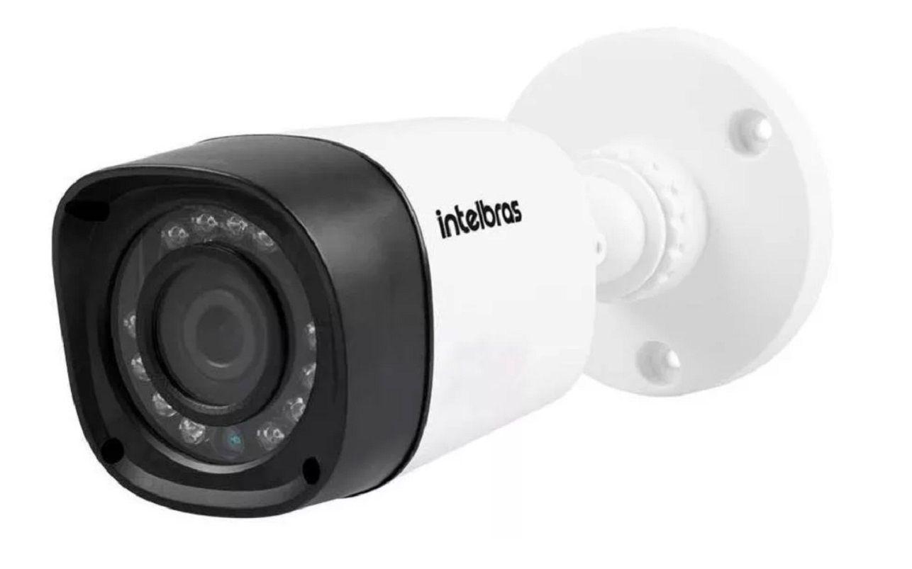Camera Full Hd Intelbras 1080p 20ir Hd Vhd 1220b