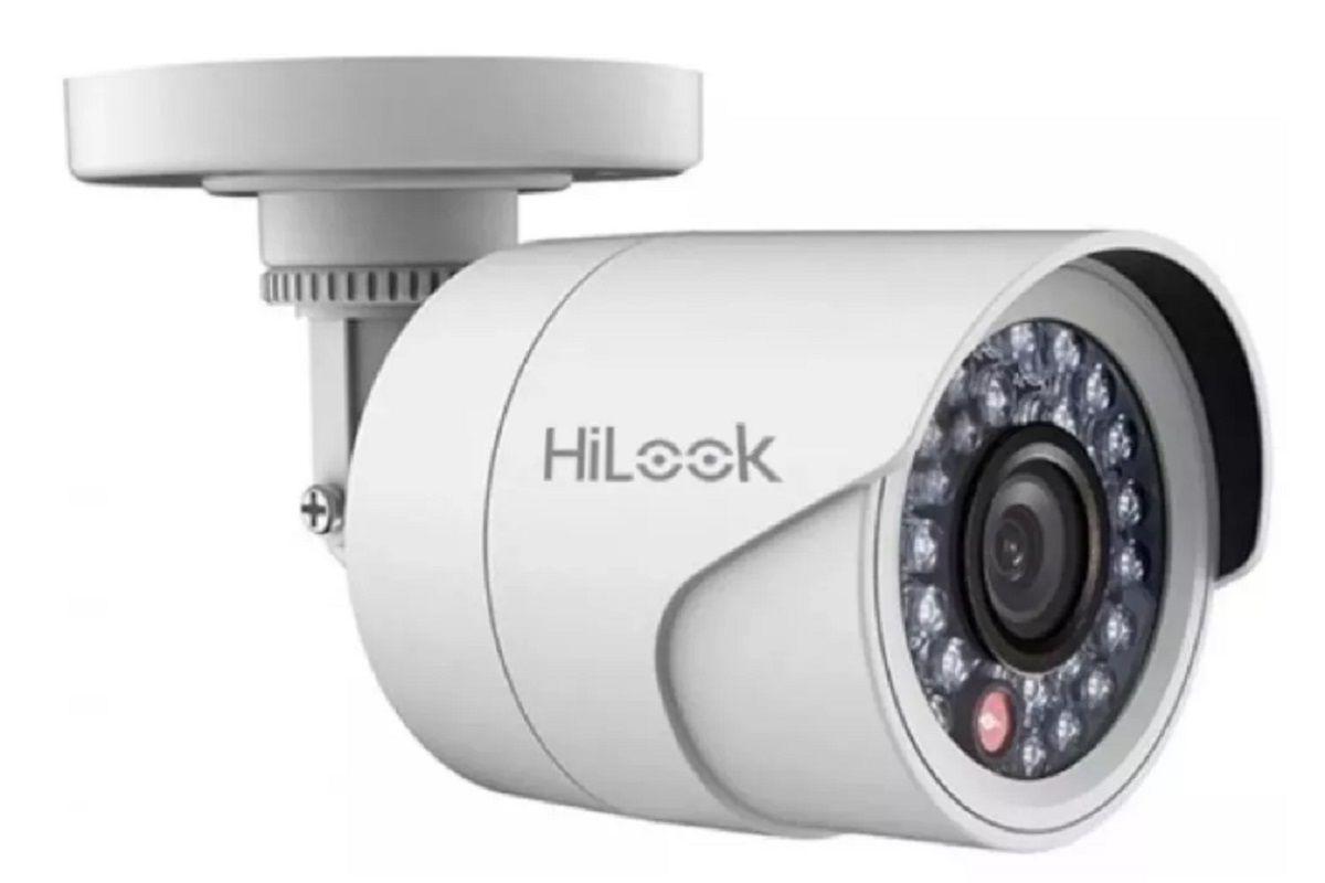 Camera Hilook Bullet 2.8mm 20m Ip66 Caixa Plastica