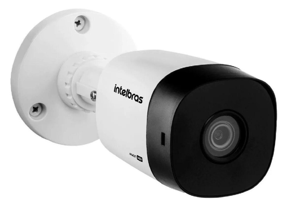 Camera Intelbras Infra 30m Multi Hd 720p Vhd 3130b