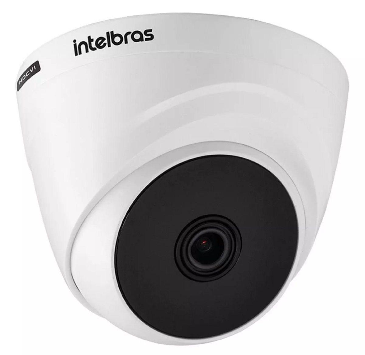 Camera Vigilancia Infra Intelbras Dome Hdcvi 720p Vhd 1010d