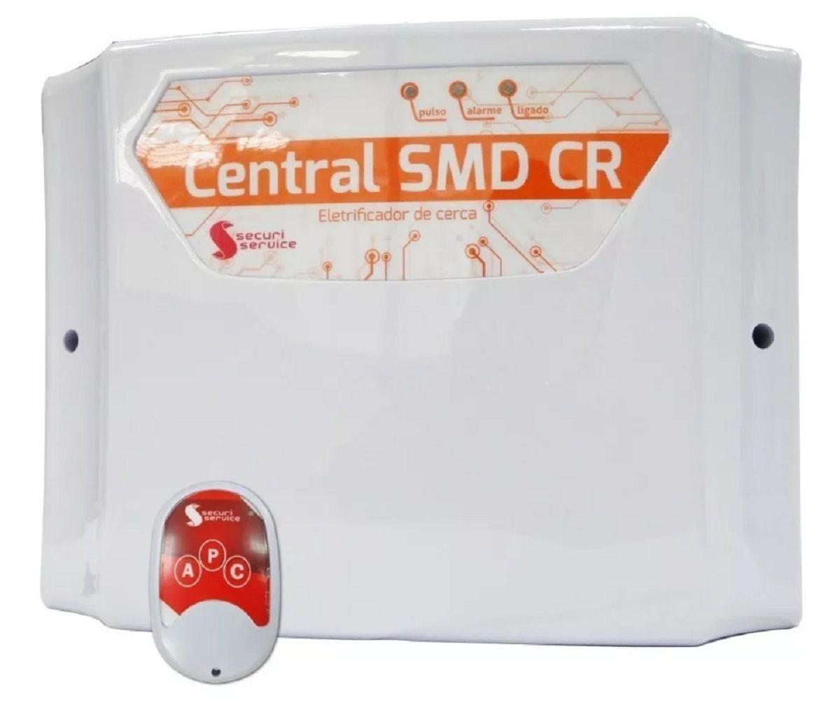 Central De Cerca Elétrica 10000cr Gcp Com 2 Controles