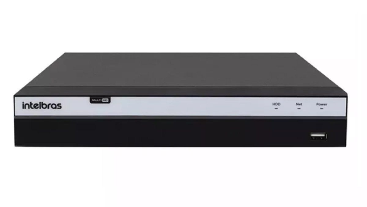 Dvr 4 Canais Multi Mhdx 3004 Full Hd 1080p 5 X 1 Intelbras