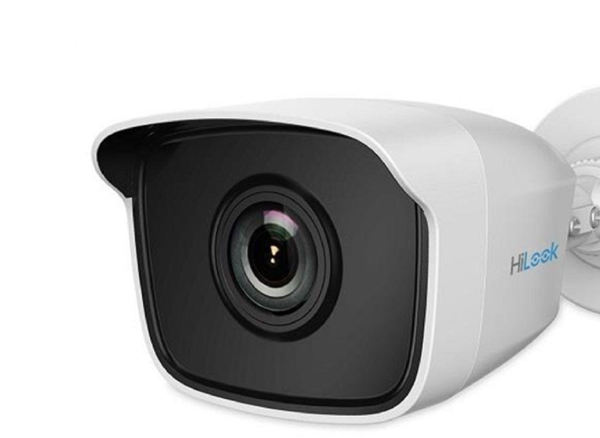 Camera Segurança Hd 720p Hilook Dvr 4 Canais Kit 2