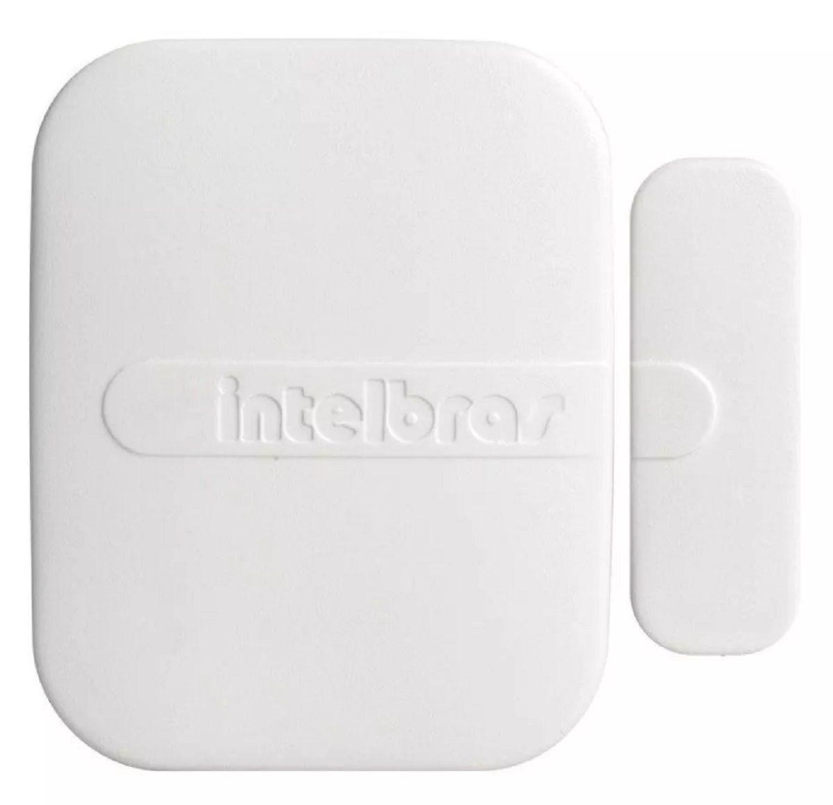 Kit Alarme Intelbras Anm 2003 e 02 Sensores Sem Fio