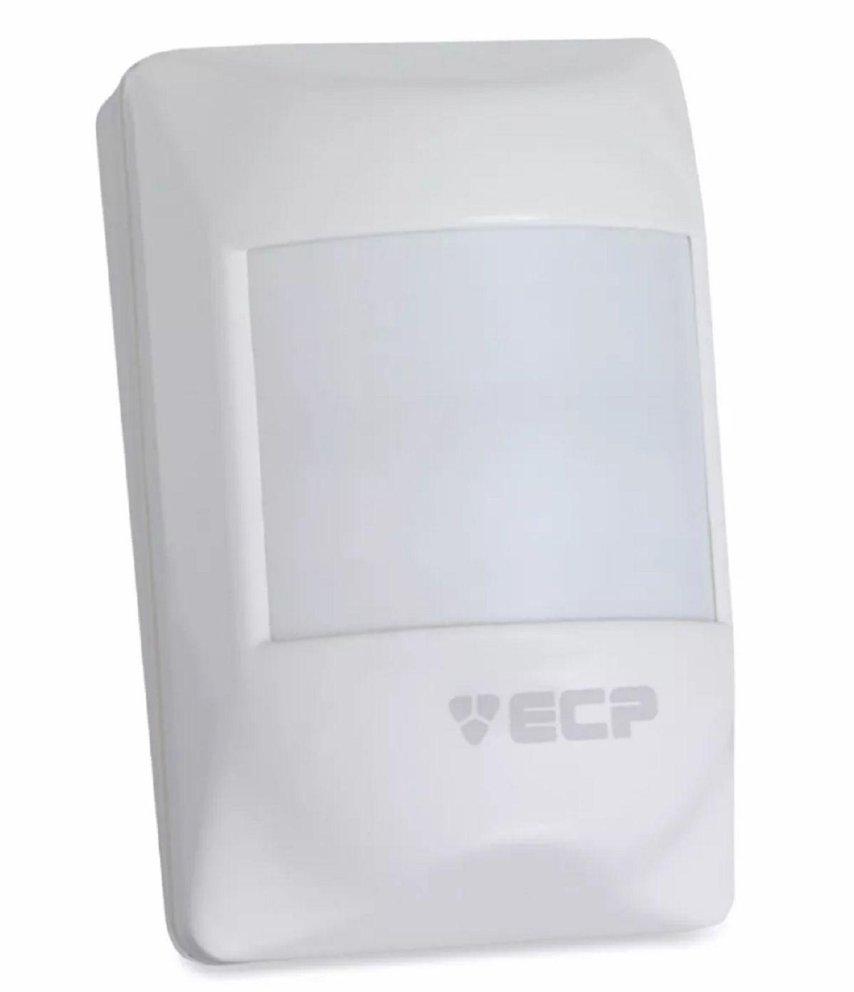 Kit Alarme Residencial Ecp Master 6 Sensores Sem Fio