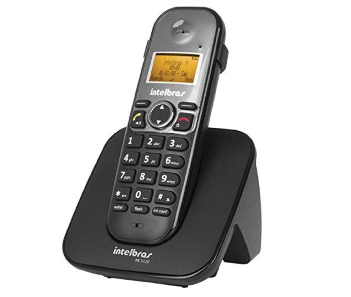 Kit Porteiro Eletronico + Telefone S/fio Intelbras Tis 5010