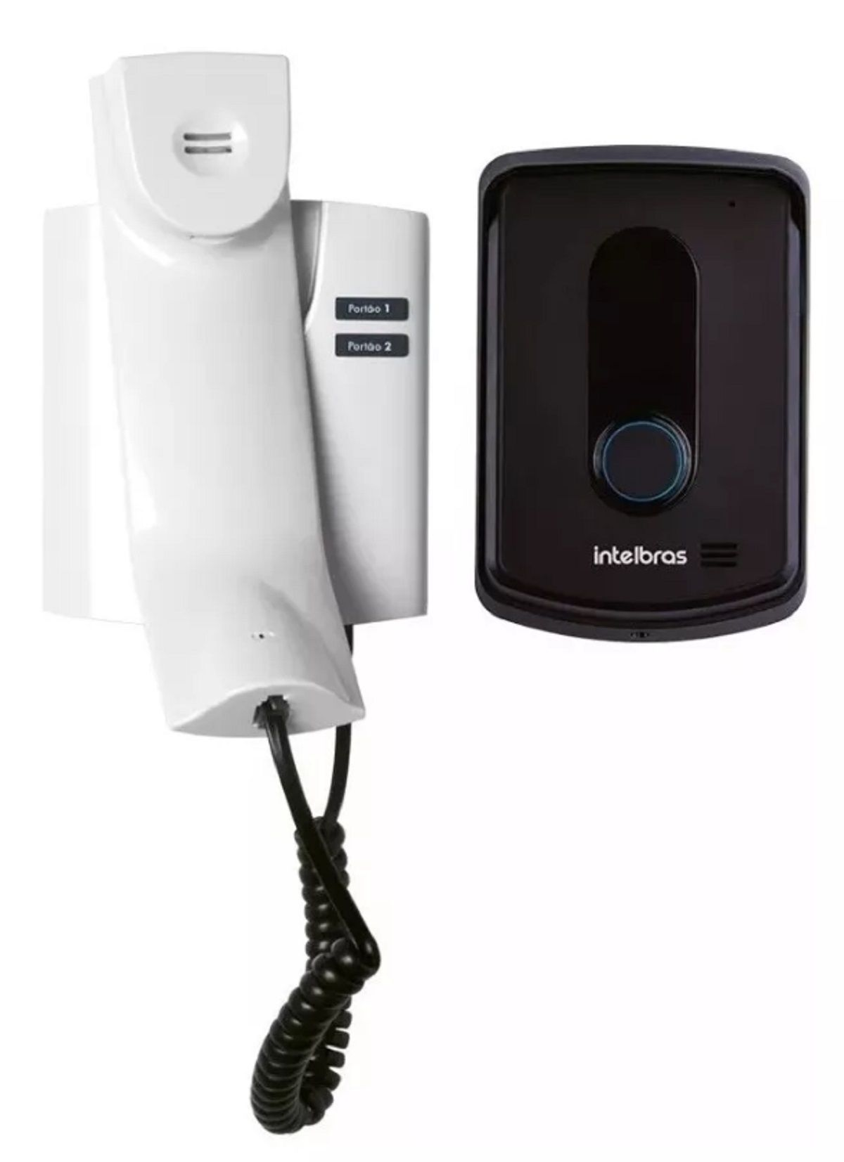 Porteiro Interfone Residencial Intelbras 8010