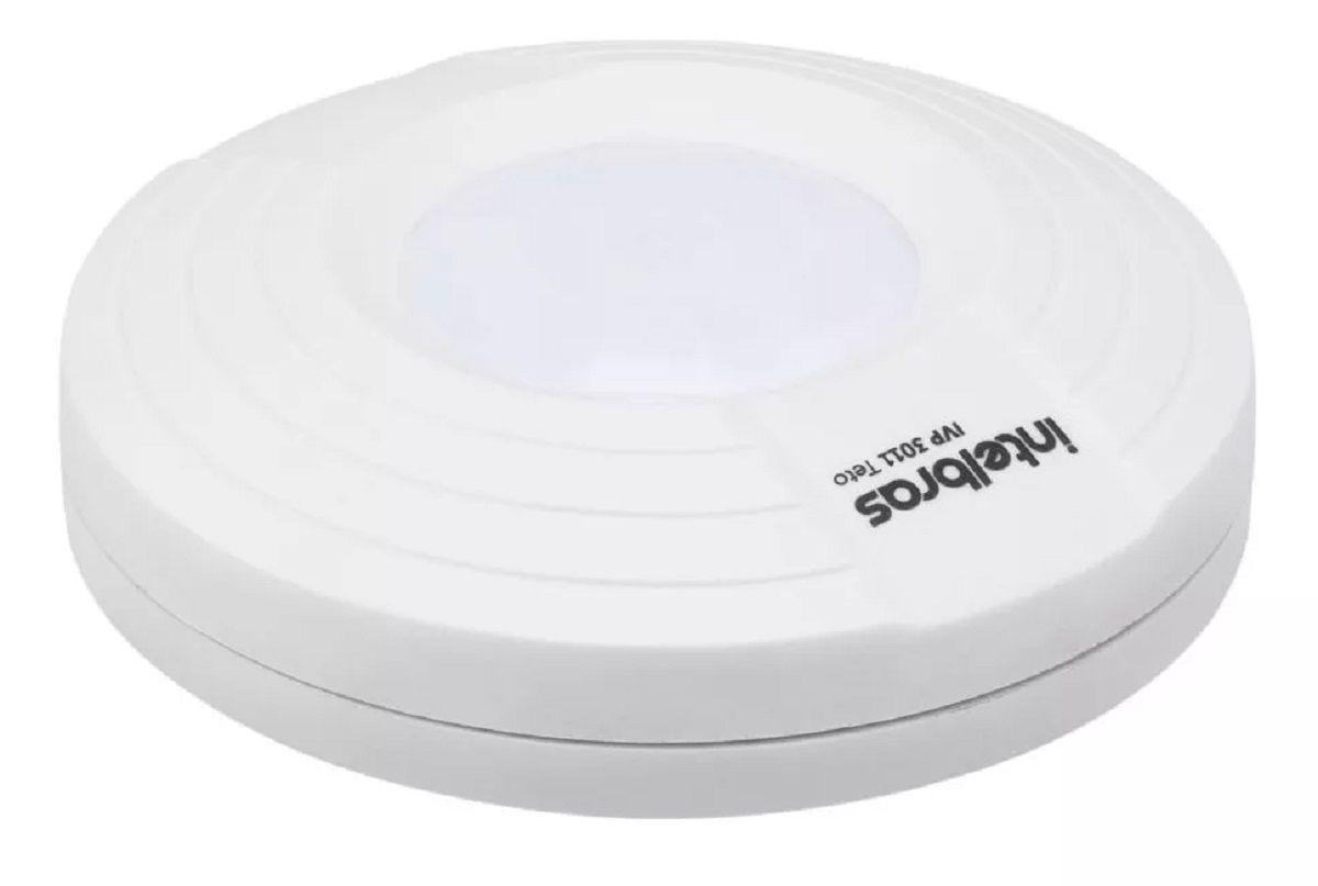 Sensor Teto Alarme Intelbras Infravermelho Passivo Ivp3011