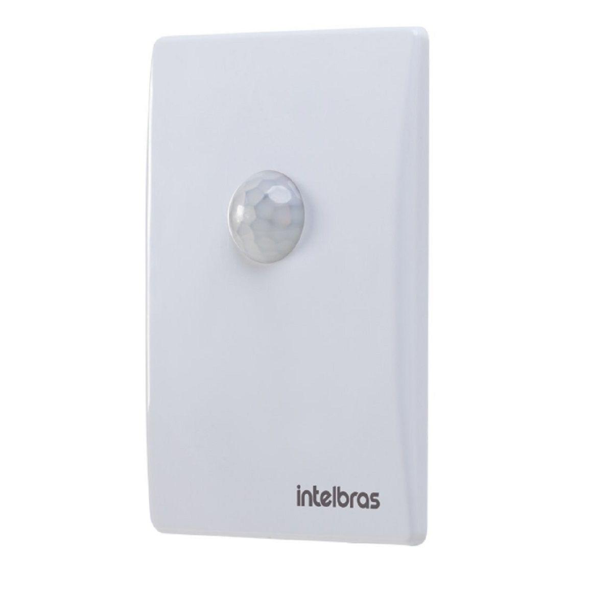 Sensores De Presença Intelbras Para Iluminação Esp 180 E