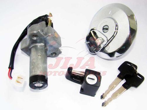 Kit Chave Igniçao Nxr 150 Bros 06/08 Modelo Original 4230