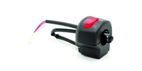 Punho Emergencia YBR 125K 02-13 Factor 06-13 Modelo Original 06/13 5560